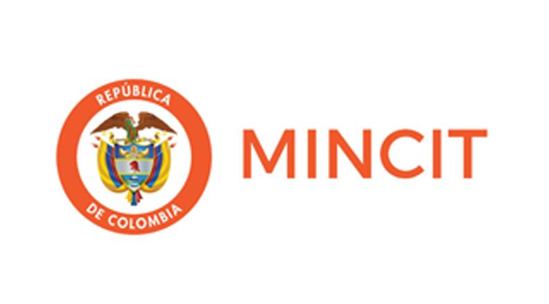 Logo Ministerio de Industria y Comercio